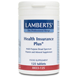 LAMBERTS Health Insurance Plus - Multi - 125 Tablets