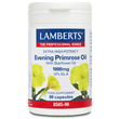 LAMBERTS Evening Primrose Oil - 90 x 1000mg Capsules