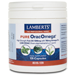 LAMBERTS Pure OracOmega Fish Oil - 120 Capsules