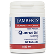 LAMBERTS Quercetin 500mg - 60 Tablets