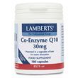 LAMBERTS Co-Enzyme Q10 - 60 x 30mg Capsules