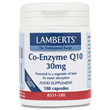 LAMBERTS Co-Enzyme Q10 - 180 x 30mg Capsules