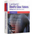 LAMBERTS Devil`s Claw - 60 Tablets