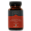 TERRANOVA Astragalus Elderberry & Garlic - 50 Vegicaps