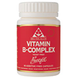 Vitamin B-Complex - High Potency - 60 Vegicaps