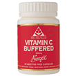 Vitamin C - Buffered - 60 x 500mg Vegicaps