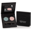 Green People Organic Eye Duo - Teal & Pink