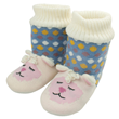 Aroma Home Fun for Feet - Knitted Slipper Booties - Lamb