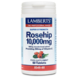 LAMBERTS Rosehip 10,000mg - 60 Tablets