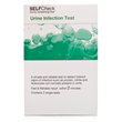 SELFCheck Urine Infection Test Kit- 2 Tests