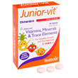 HealthAid Junior-Vit Chewable - Vitamins - 30 Tablets