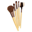 EcoTools 6 Piece Bamboo Set - 5 x Make Up Brushes