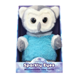 Aroma Home Sparkly Eyes Microwaveable Cozy Hottie - Owl