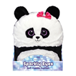 Aroma Home Sparkly Eyes Soft Cuddle Cushion - Panda