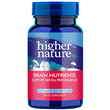 Higher Nature Brain Nutrients - 30 Vegicaps