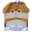 Aroma Home Sparkly Eyes Soft Cuddle Cushion - Rabbit