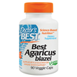 Best Agaricus Blazei - 90 x 400mg Vegicaps