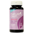 Natures Own Hair, Skin & Nails - 30 Vegan Capsules