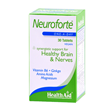 HealthAid NeuroForte - 30 Vegan Tablets