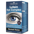 Natures Aid Lutein Eye Complex - Bilberry - 30 Tablets