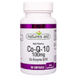 Natures Aid CO-Q-10 - 30 x 100mg Softgels