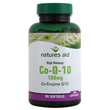 Natures Aid CO-Q-10 - 90 x 100mg Softgels
