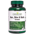 Natures Aid Hair, Skin & Nails Formula - 90 Tablets