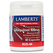 LAMBERTS Ubiquinol - Reduced CoQ10 60 x 100mg Capsules