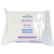 Salcura Antiac - Daily Face Wipes - 25 Wipes