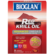 Bioglan Red Krill Oil - Advanced Omega-3 - 30 Capsules