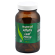 HealthAid Alfalfa Leaf 700mg Equivalent - 120 Tablets