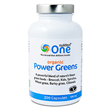 One Nutrition Organic Power Greens - 200 Capsules - Best before date is 30th June 2019