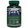 Natures Aid Bilberry - Anthocyanidins - 90 Tablets
