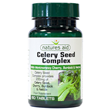 Natures Aid Celery Seed Complex - Cherry - 60 Tablets