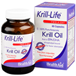 HealthAid Krill-Life - Pure Krill Oil - 60 Capsules