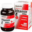 HealthAid Vitamin E 200iu - 100 x 134mg Vegicaps