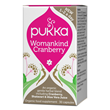 Pukka Womankind Cranberry - For Women - 30 Vegicaps