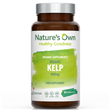 Natures Own Organic Kelp - 60 Vegicaps