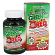 Source of Life Green and Red Multi-Vitamin - 90 Tablets