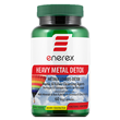 Enerex Heavy Metal Detox - Humic Acid - 60 Vegicaps