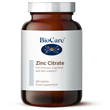 Zinc Citrate - 180 x 60mg Tablets