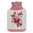 Aroma Home Fragranced Hot Water Bottle - Roses (Rose & Geranium)
