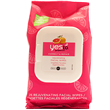 Yes To Grapefruit - Rejuvenating Facial Wipes - 25 Pack