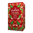 Pukka Teas Wild Apple & Cinnamon - 20 Teabags x 4 Pack