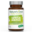 Natures Own Caprylic Acid Plus - 60 capsules