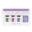 Zoya Mini Color Lock System - 14 Days Natural Nail Polish Wear