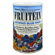 Nature`s Plus Fruitein Luscious Blue Fruit - 576g