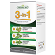 Natures Aid 3-in-1 Natural Formula - 60 Vegicaps