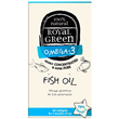 Royal Green Omega-3 Fish Oil - 60 Softgels