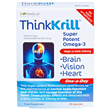 ThinkKrill - Brain, Vision and Heart - 30 Capsules
